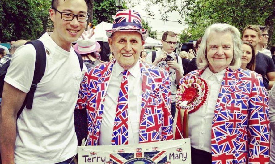 [新聞] 【移民英國】前新聞主播移居倫敦做演員 80後葉不落:對離開香港決定不後悔