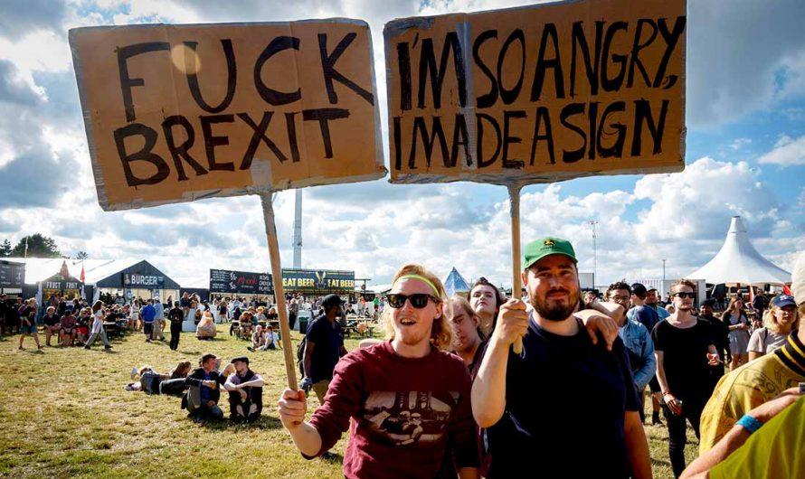 [新聞]【英國脫歐現場:倫敦】「我們回不去了」──當Brexit成真,為什麼高學歷的年輕人高興不起來?